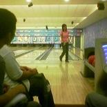 Bowling at guild