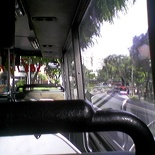 On the Bus to school...