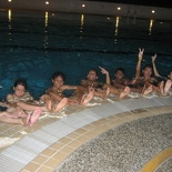 Synco-swimming?
