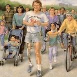 Terry Fox Run 2006