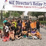 Post NIE Director's Relay Group Shot