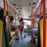 SBS Transit Volvo B9TL Interior