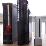 Xbox360, PS3, Wii