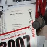 Swissotel Vertical Marathon 2006