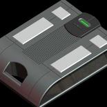 Designed ProEngineer Scale Model