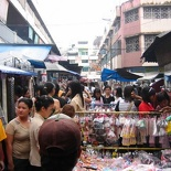 Visit to the local wet market