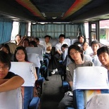 Day5, Bus trip...