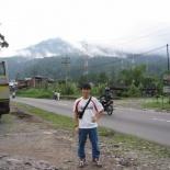 Day5, Bus trip up to Brastagi Highlands