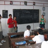 Hangman games with secondary classes