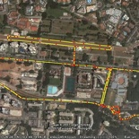 5.28km Route Passing Along Tanglin Canal
