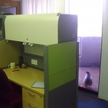 My work place office