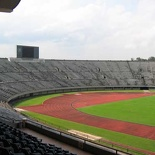 National Stadium Before Teardown