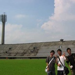 National Stadium Visit