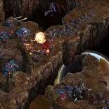 Starcraft 2, II Badlands Terrain