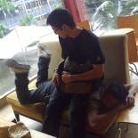 Sit on a KM!
