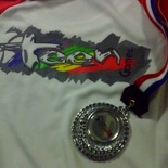 Teengames adventure race 2007 2nd place