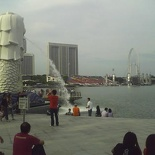 Merlion, Bay Area & Flyer in one shot!