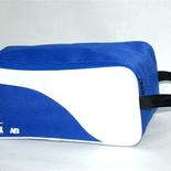 Real Run 2007 Blue Event Shoe Bag