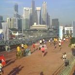 Army Half Marathon 2007 Skyline