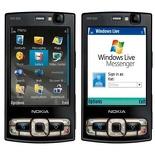 Nokia N95 8GB Menus