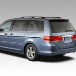 Honda 2008 Odyssey Rear