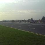 NBRR07 10km runners flagged off