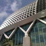 Esplanade Durian Spikes (taken with N95 8GB)