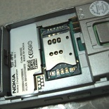 Battery Cover and SIM slot