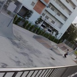 There is also a mini skate park near the queenstown end of the park