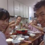 CNY Dinner at Grans 2008