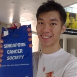 Singapore cancer society flag day 2008