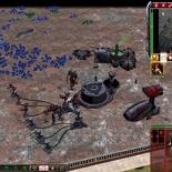 2nd Tiberium forward base (C&C3 Kanes Wrath The Doctor Vanishes walkthrough)