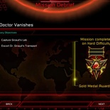 Objectives completed (C&C3 Kanes Wrath The Doctor Vanishes walkthrough)