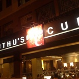 Muthus Curry Eatery Outside