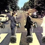 Segway Beatles