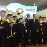 SP Graduation Medalists