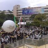 SP Graduation Plaza