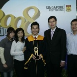 Family Photo with RAdm Lui Tuck Yew