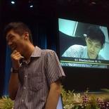 Shaun talk 2008