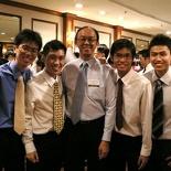 SP DSTA Scholars