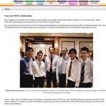 SP website on DSTA 08 awards