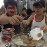 Celebration steamboat!