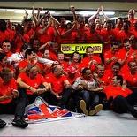 F1 Lewis Champion Brazil 2008