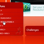 Nike+ Resolutions 2009
