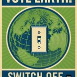 Vote Earth Switch Shepard Fairey