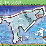 Mt Faber 2009 Route Map