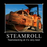 Generic steam roll tf2 spray