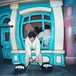 5 years since my last visit to toontown & I still can't lift 10,000lbs!