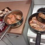 Everything tastes like chicken!