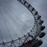 The wheel does look daunting from below